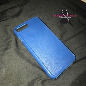 iPhone 7+ / 8+ phone case BLUE